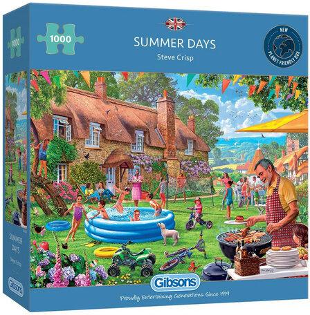 Gibsons Summer Days (1000)