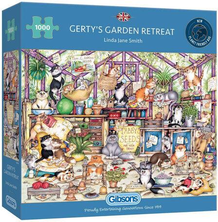 Gibsons Gerty's Garden Retreat (1000)