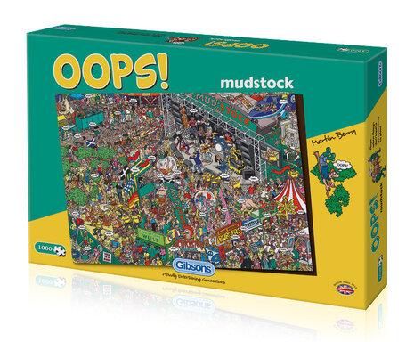 Gibsons Oops! Mudstock