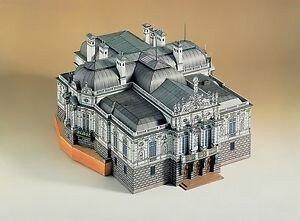 Schreiber Bogen Palace Linderhof