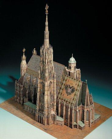 Schreiber Bogen St. Stephen's Cathedral Vienna