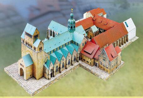 Schreiber Bogen Hildesheim Cathedral