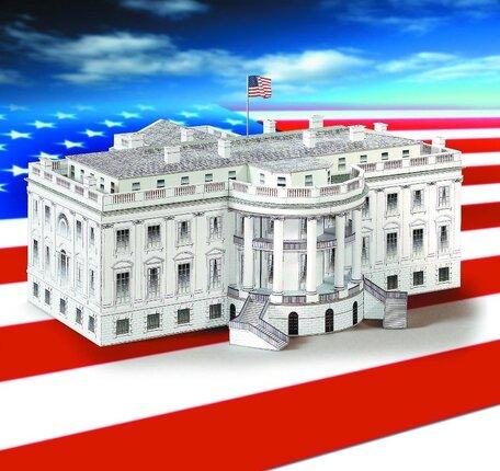 Schreiber Bogen White House Washington