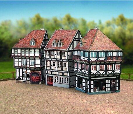 Schreiber Bogen Let's Make an Old Town Set 2