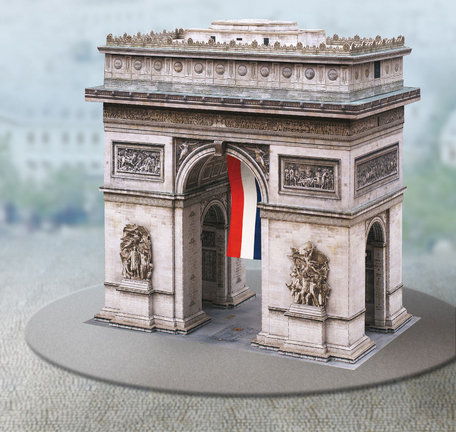 Schreiber Bogen Arc de Triomphe Paris