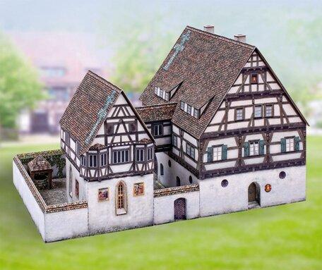Schreiber Bogen Medieval Hospital