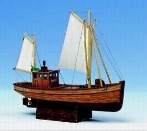 Schreiber Bogen Fishing Cutter Selma