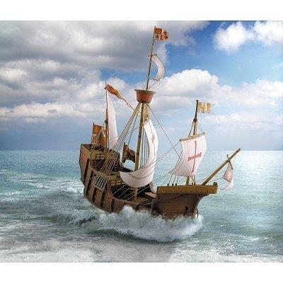 Schreiber Bogen The Columbus Ship Santa Maria