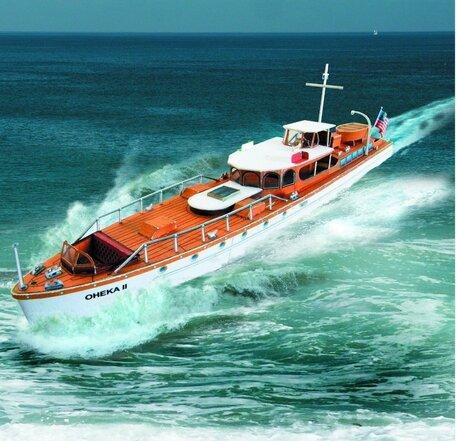 Schreiber Bogen Motor Yacht Oheka II