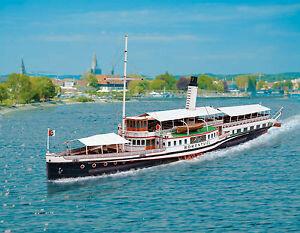 Schreiber Bogen Lake Constance Paddle Steamer