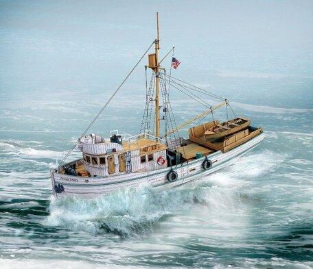 Schreiber Bogen Tuna Trawler Proud Mary
