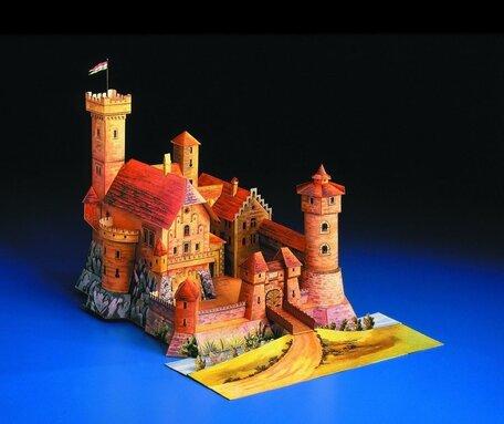 Schreiber Bogen Romantic Knight's Castle
