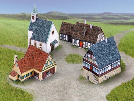 Schreiber Bogen Small Village Ensemble
