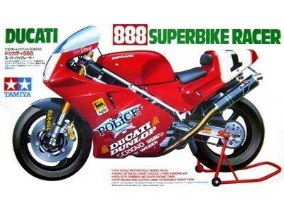 Tamiya Ducati 888 Superbike Racer 1:12