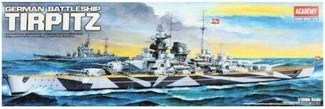 Academy Tirpitz 1:350