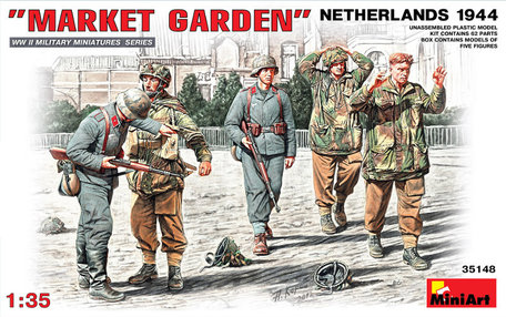 MiniArt Market Garden Netherlands 1944 1:35