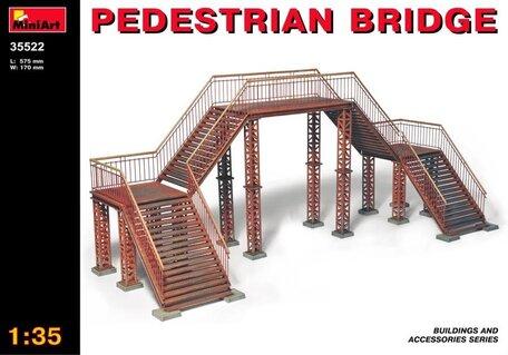MiniArt Pedestrian Bridge 1:35