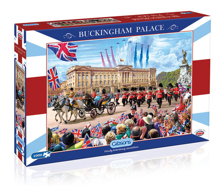 Gibsons Buckingham Palace