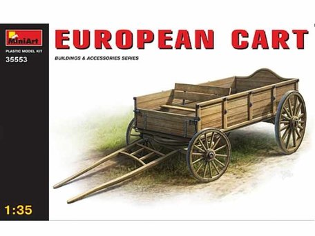 MiniArt European Cart 1:35