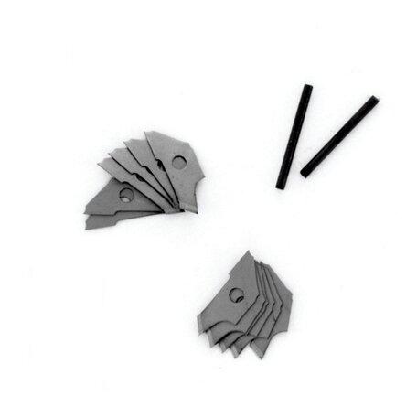 Losse Mesjes voor Cirkel Snijder (Model Craft)