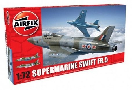 Airfix Supermarine Swift FR.5 1:72