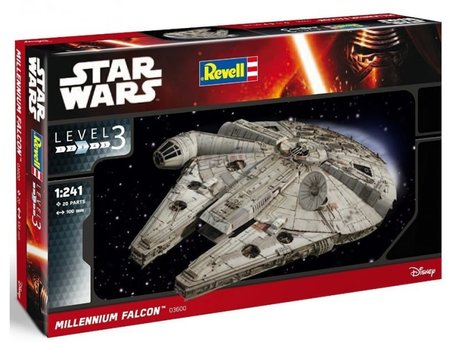 Revell Star Wars Millennium Falcon 1:241