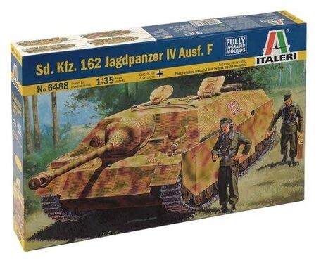 Italeri Sd. Kfz. 162 Jagdpanzer IV Ausf. F 1:35