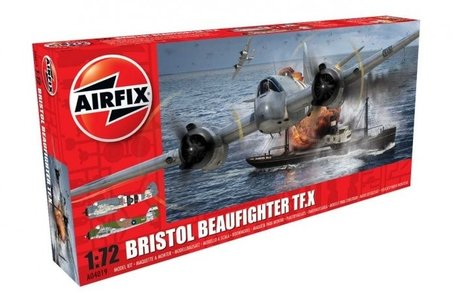 Airfix Bristol Beaufighter TF.X 1:72