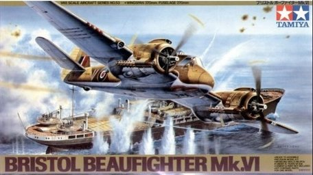 Tamiya Bristol Beaufighter Mk.VI 1:48