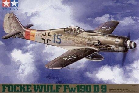 Tamiya Focke Wulf Fw190 D9 1:48