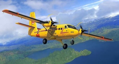 Revell DHC-6 Twin Otter 1:72