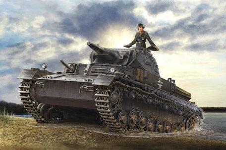 HobbyBoss German Panzerkampfwagen IV Ausf. D / Tauch 1:35