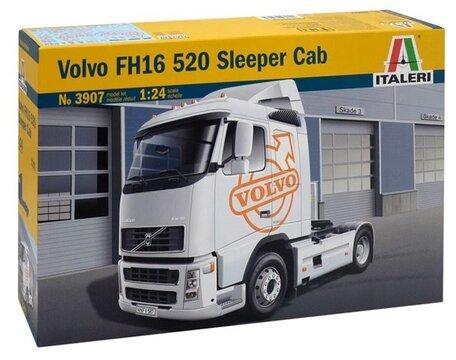 Italeri Volvo FH16 520 Sleeper Cab 1:24