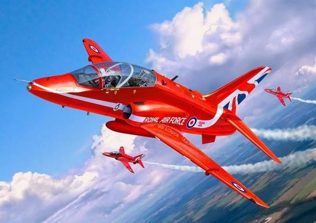 Revell BAe Hawk T.1 Red Arrows 1:72