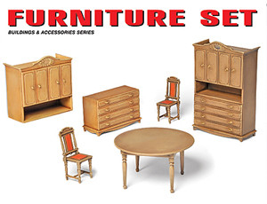MiniArt Furniture Set 1:35