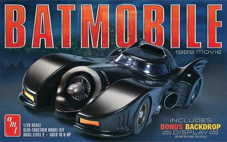 AMT Batmobile 1:25