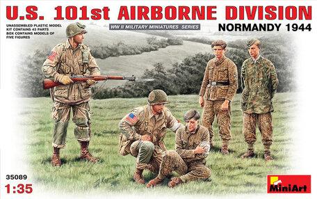 MiniArt U.S. 101st Airborne Division 1:35