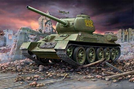 Revell T-34/85 1:72