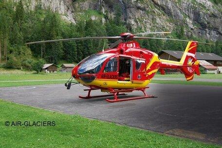 Revell EC135 Air-Glaciers 1:72
