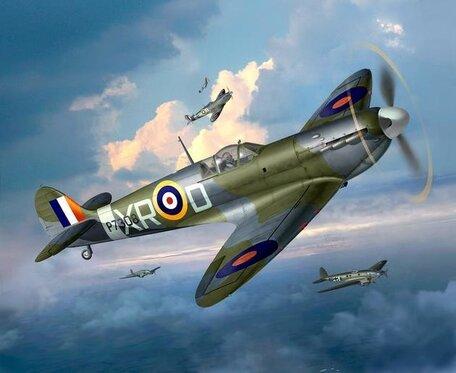 Revell Spitfire Mk.II 1:48