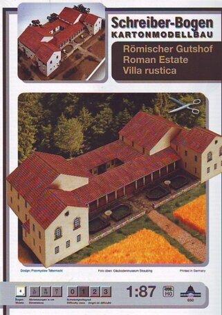 Schreiber Bogen Roman Estate Villa