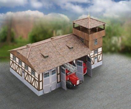 Schreiber Bogen Fire Station