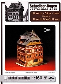 Schreiber Bogen Albrecht Durer's House