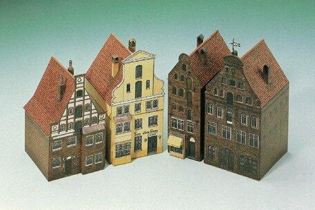Schreiber Bogen Houses from Luneburg 2