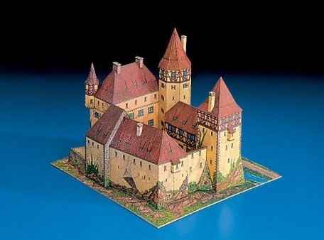 Schreiber Bogen Castle Barenfels