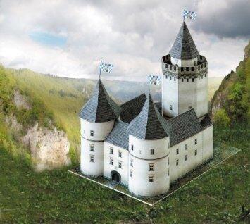 Schreiber Bogen Castle Blankenstein