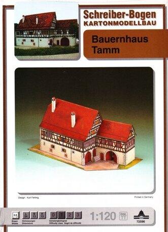 Schreiber Bogen Bauernhaus Tamm