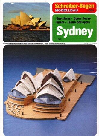 Schreiber Bogen Opera House Sydney