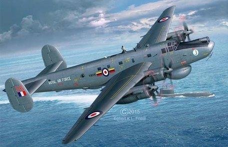 Revell Avro Shackleton AEW.2 1:72
