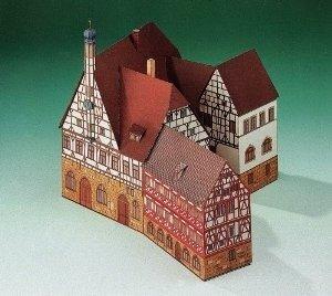 Schreiber Bogen Town Hall Forchheim